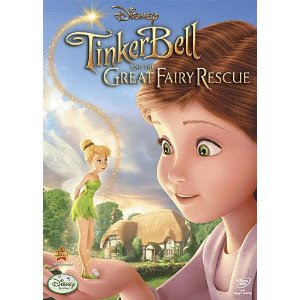 Tinker Bell and the Great Fairy Rescue 2010 Hollywood Movie Watch Online