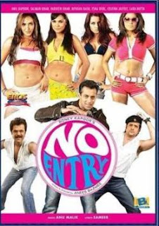 No Entry 2005 Hindi Movie Watch Online