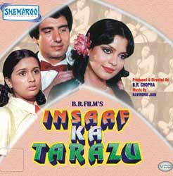 Insaf Ka Tarazu 1980 Hindi Movie Watch Online