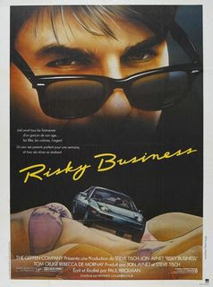 Risky Business 1983 Hollywood Movie Watch Online