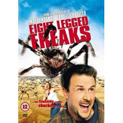 Eight Legged Freaks 2002 Hindi Dubbed Movie Watch Online