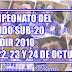 CAMPEONATO DEL MUNDO SUB-20 2010. <BR>Los Juniors lucharán en Agadir por la corona mundial.