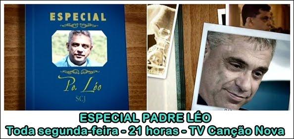 Especial Padre Léo: Segredos para a cura interior ~ Blog