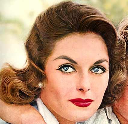 1950s makeup;www.fiftiesweb.com
