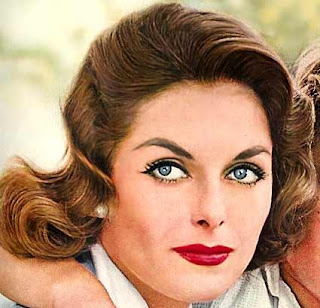 the project awesome 1950s makeup look beauty through the