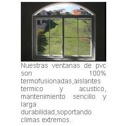 VENTANERIA DE uPVC