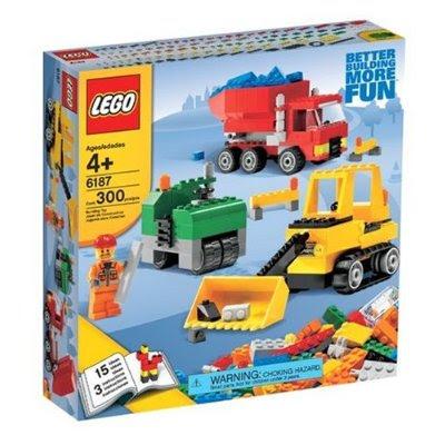 Autism Toys : LEGO® Road Construction Set