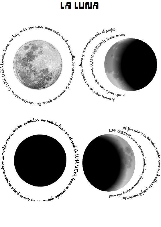 Un viaje muy especial poes a de la luna Cuando hay luna creciente