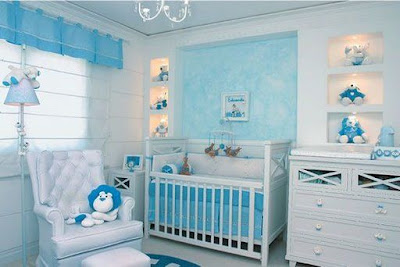 Cute room for baby for Cute baby boy bedroom ideas