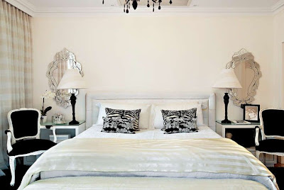 White Bedroom Ideas on Bedroom Ideas In Black  N  White  Get Inspired
