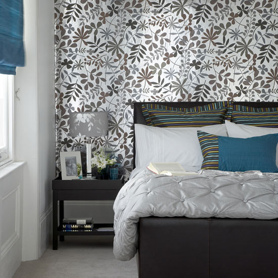 Bedroom Wall Design Which Is So Airy And Beautiful Its Like Bringing