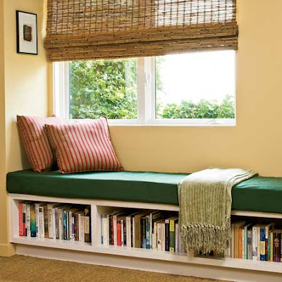 Window Seats With Storage Ideas