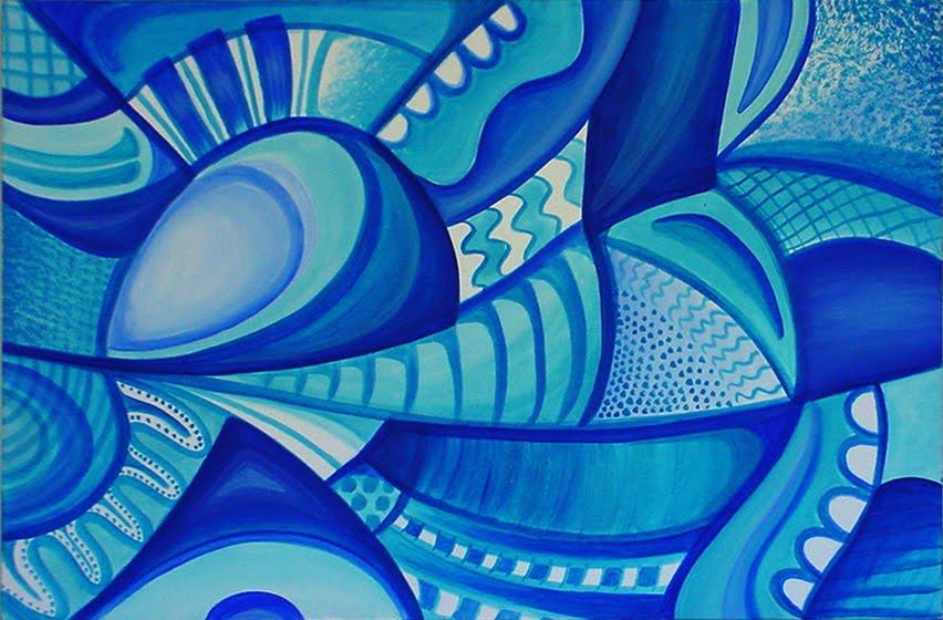 Examen parcial dibujo artistico el color - Cuadros con colores calidos ...