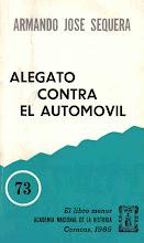 ALEGATO CONTRA EL AUTOMÓVIL