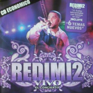 Descargar REDIMIDO EN VIVO - CONCIERTO 2008 Disco completo
