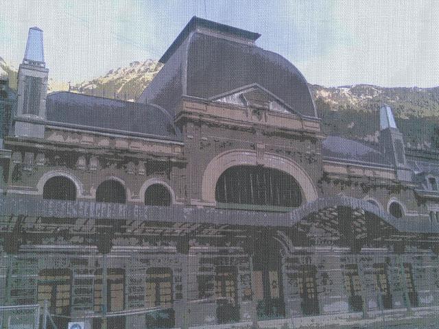 Estación de Canfrac