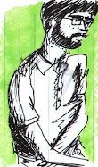 desenho melancólico