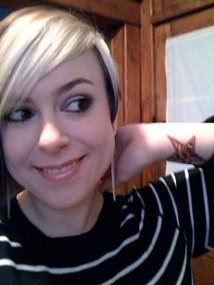 charm tattoo charm tattoo lauren conrad double ring