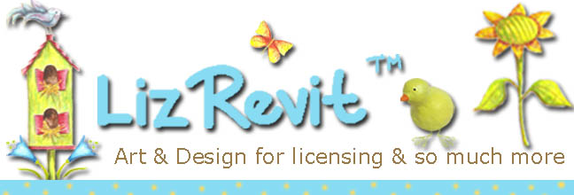 Liz Revit Art Blog
