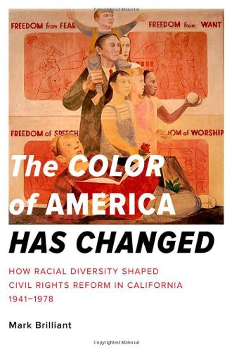 Book Review: The Color of America Has Changed: How Racial Diversity ...