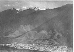 SIERRA NEVADA DE MERIDA, AÑO 1929.