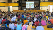 On Friday of last week, Glen Cove Elementary School in Roanoke, .