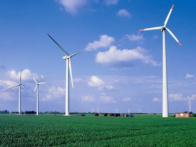 Interesting energy facts: Alternative energy sources - Wind power