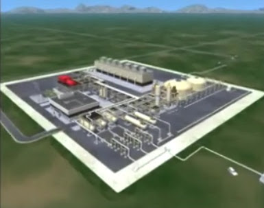 Interesting energy facts: Geothermal power plant principle
