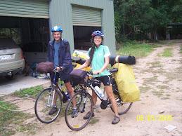 leaving Finch Hutton Gorge, Queensland