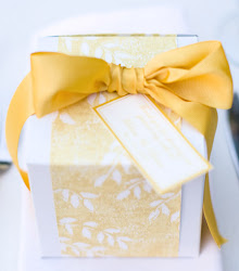 Email us to order custom baked goods in designer packaging. Great gifts or party favors.