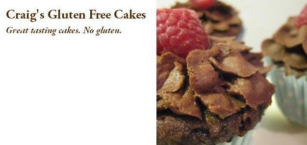 Craig's Gluten Free Cakes