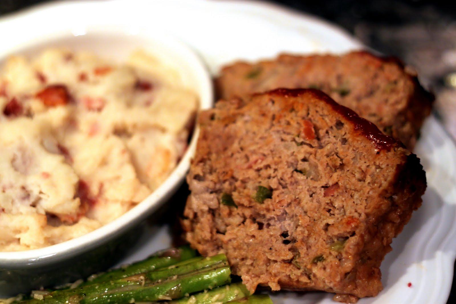 Pineapple Grass: Emeril's Turkey Meatloaf