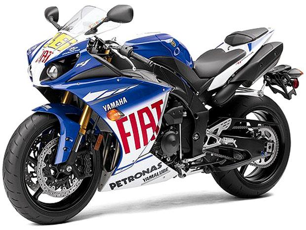 Sobre Motos  Yamaha Yzf