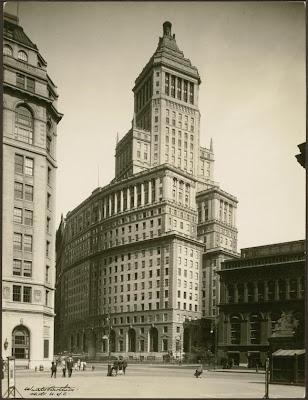 New York - History - Geschichte: Standard Oil Building und ...