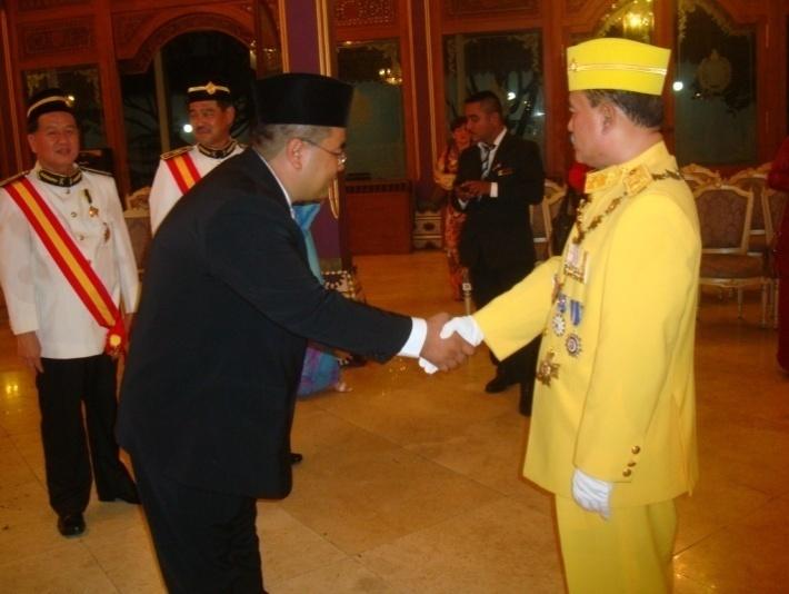 BENARKAH SULTAN MELAKA DARUL ISLAM MALAYSIA BERJIWA RAKYAT BAGINDA