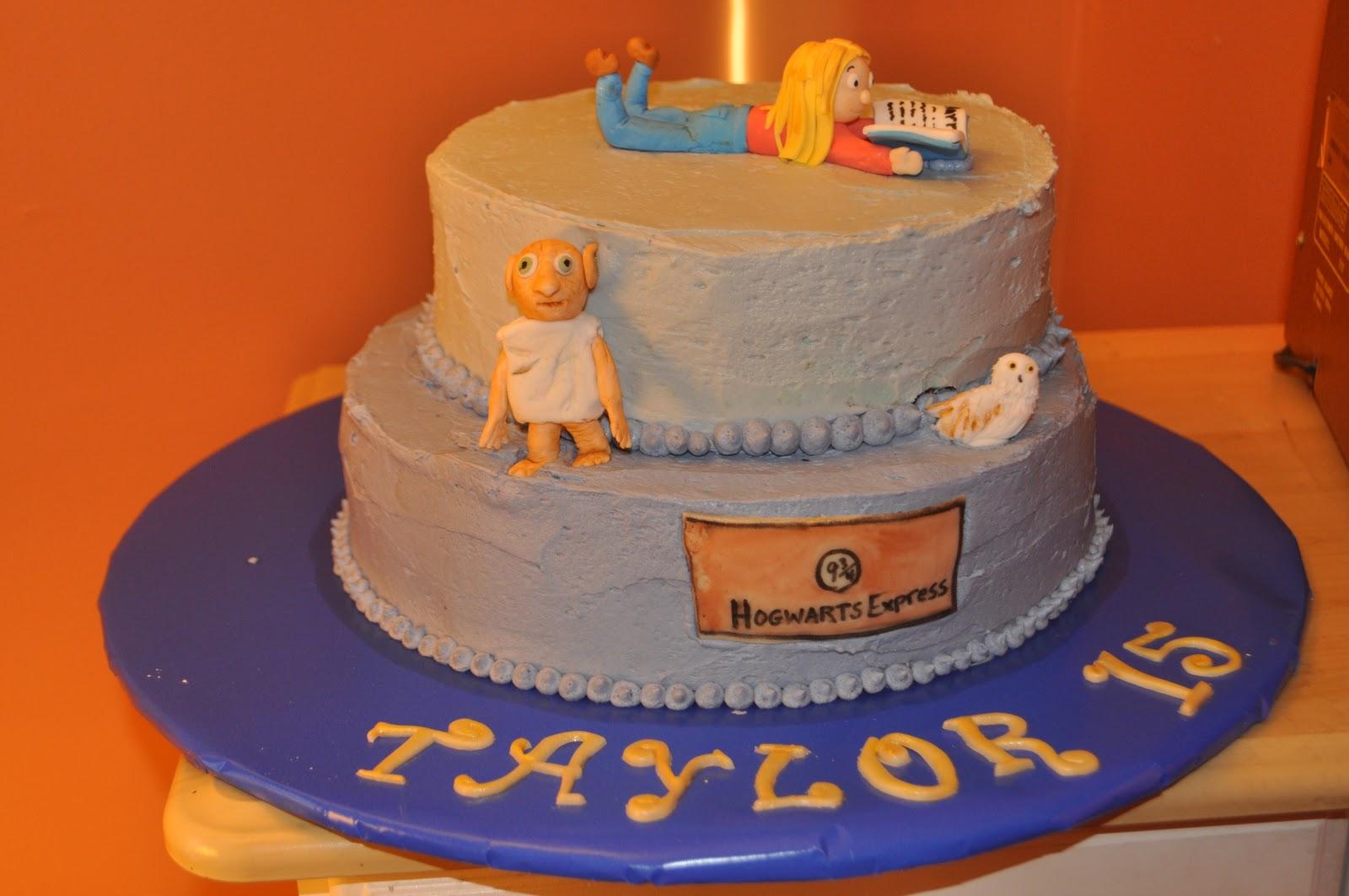 Cakes Kids Etc Two Birthday Cakes