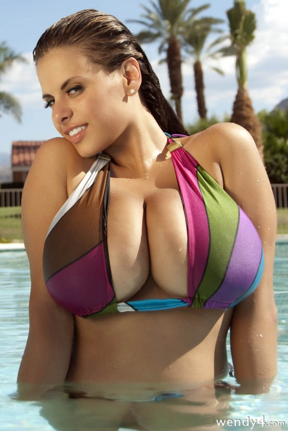 Wendy Fiore Sexy Hot Big Boobs