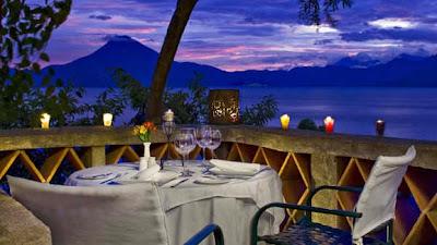 Cool Restaurant Amazing View