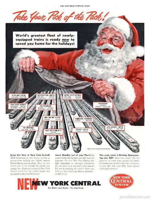 Vintage Christmas Ads