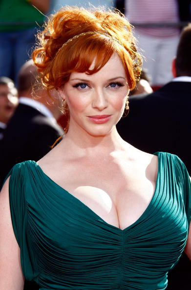 christina hendricks hot. Christina Hendricks Hot