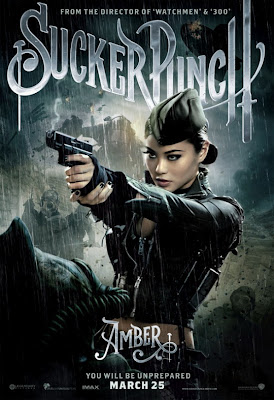 Character Posters Sucker Punch