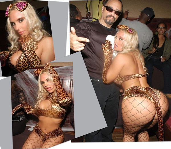 Coco Butt Boobs sexy Ice-T wife