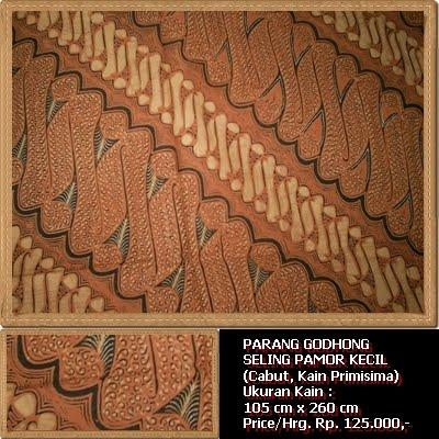 ... ] BATIK RATU RATIH: 3. BATIK TRADISIONAL SURAKARTA/SOLO JAWA TENGAH