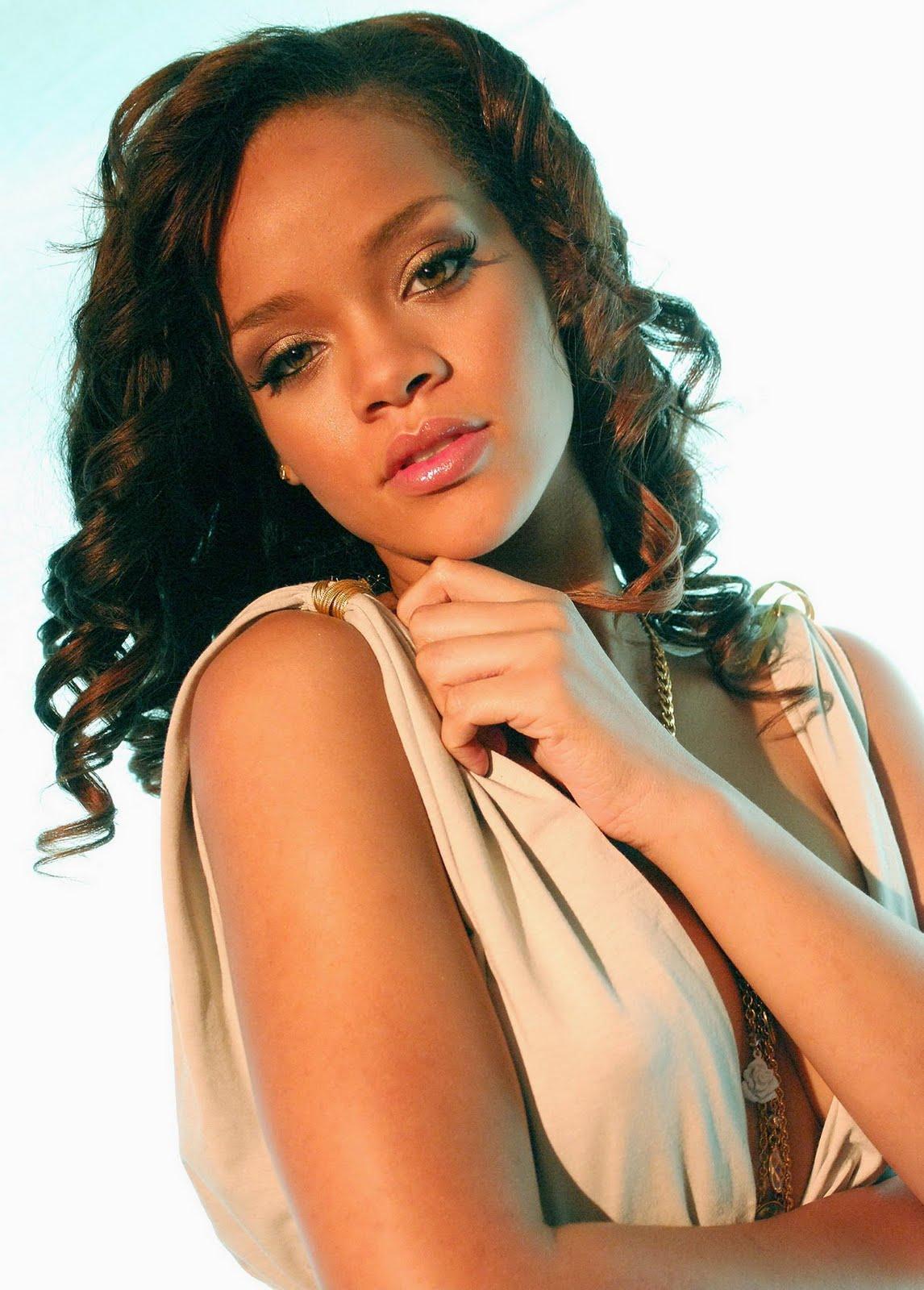 Rihanna Sexy Fashion Photo Shoot by Rob Verhorst