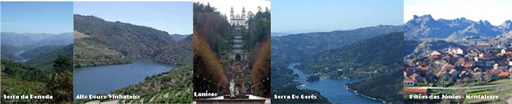 Visite o Norte de Portugal