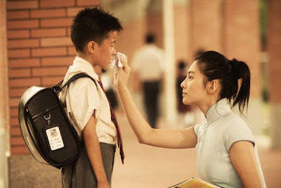 《長江七號》劇照 張雨綺 徐嬌
