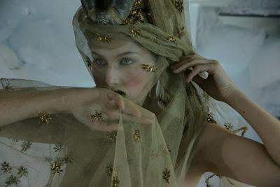 《臉》劇照:拉蒂亞卡斯塔 Laetitia Casta