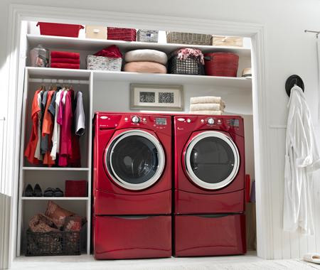 Our Own Home Laundry Room Design
