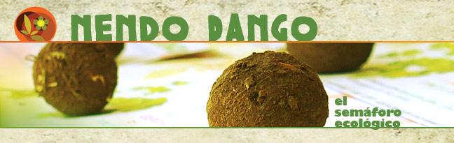 Nendo Dango, el semáforo ecológico