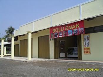 Toko Bolu Enak Cabang Arco Sawangan